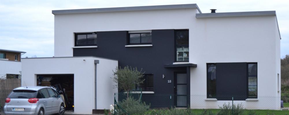 Le march immobilier en morbihan les chiffres de f vrier for Conseils construction maison