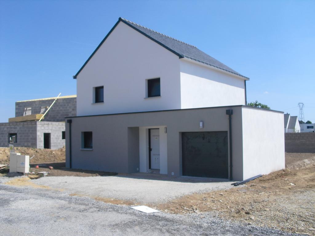 Construction sur St avé