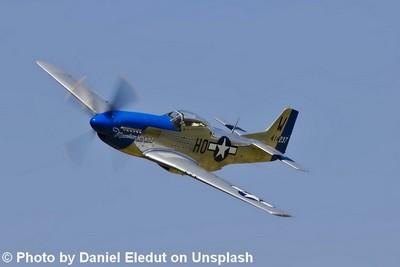 baptême de l'air en avion